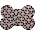 Dog Gone Dots Memory Foam Pet Mat (1'10 x 2'6)