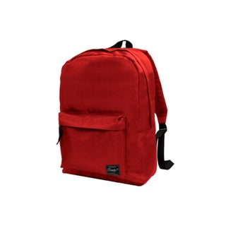 Sumdex Red Venture Laptop Backpack