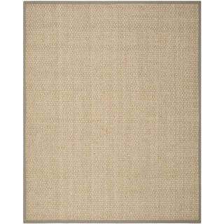 Safavieh Grey Sisal Sea Grass Rug (8' x 10')