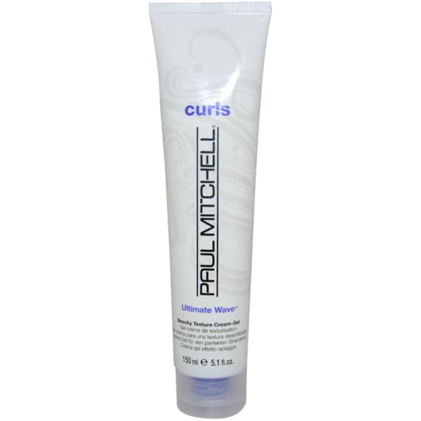 Paul Mitchell Curls Ultimate Wave Texture 5.1-ounce Cream Gel