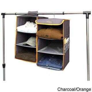 Samsonite 6-tier Swivel Closet Organizer
