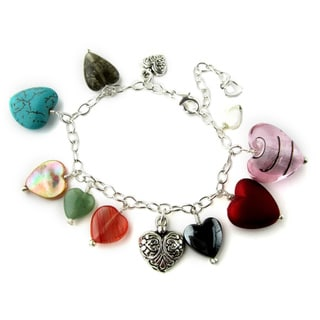 Heart Medley Bracelet