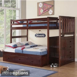 Bunk Bed-Twin/Full