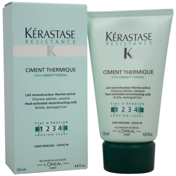 Kerastase Resistance Ciment Thermique 4.8-ounce Reconstructing Milk