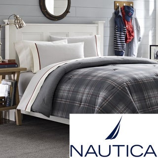 Nautica Grovesdale Cotton 5-piece Bed in a Bag with Sheet Set