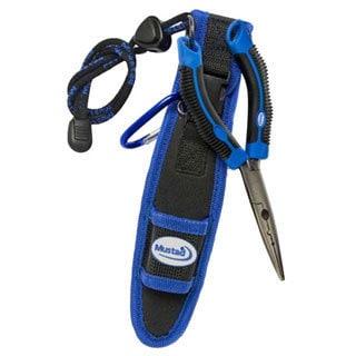 Mustad 8-inch Heavy Duty Non-Slip Pliers and Sheath