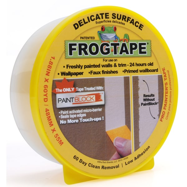 FrogTape Delicate Surface