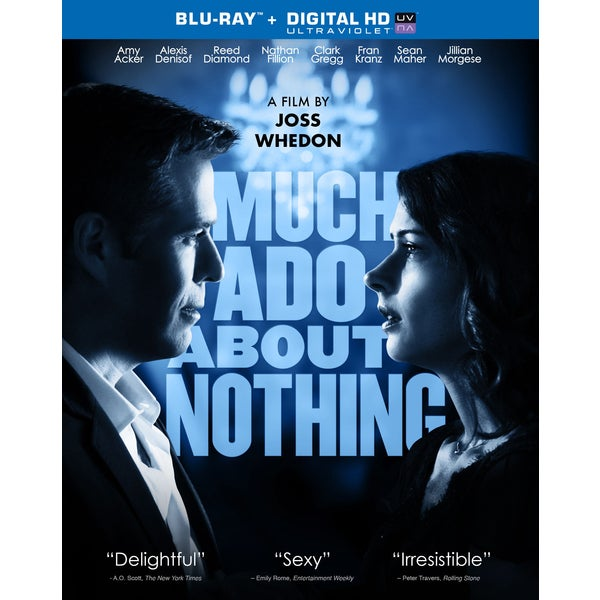 Much Ado About Nothing (Blu-ray Disc) 11561412