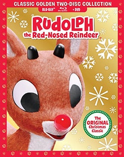 Rudolph the Red-Nosed Reindeer (Blu-ray/DVD)