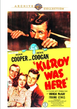 Kilroy Was Here (DVD)