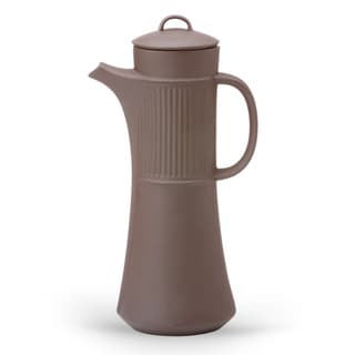 60-ounce Flamestone Brown Beverage Server