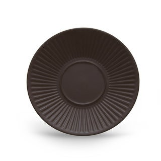 Flamestone Brown Saucer