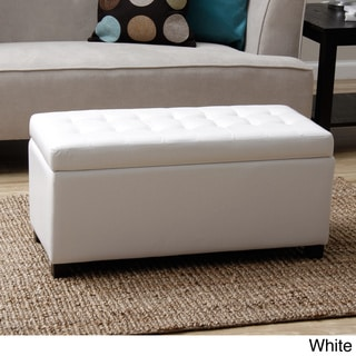 Malm Storage Bench