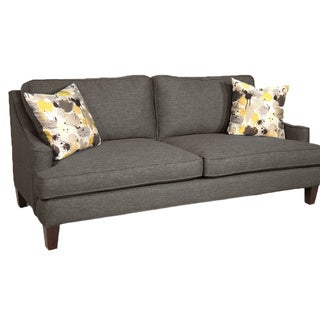 Made To Order Malakai Dark Grey Sofa