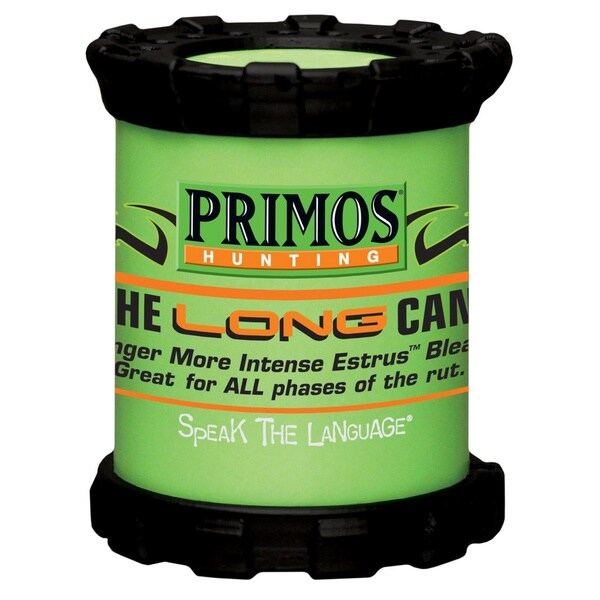 Primos The Long Can with Grip Rings