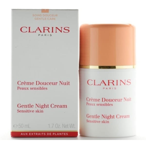 Clarins Gentle 1.7-ounce Night Cream