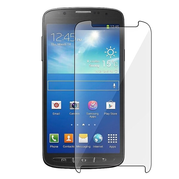 INSTEN Clear Screen Protector for Samsung Galaxy S4 Active I9295