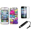 BasAcc Screen Protector/ Stylus/ Case for Apple� iPhone 5