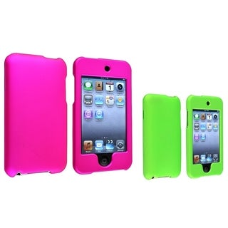 BasAcc 2-case Set for Apple iPod Touch 2/ 3