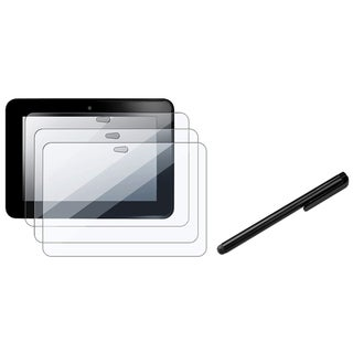 BasAcc LCD Protector Set/ Stylus for Amazon Kindle Fire HD
