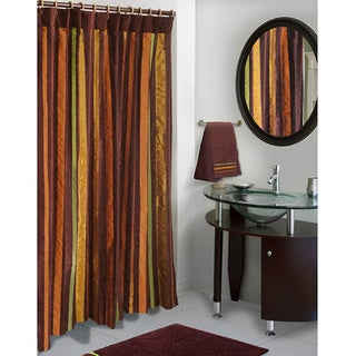 Stripe Shower Curtains | Overstock.com: Buy Shower Accessories Online
