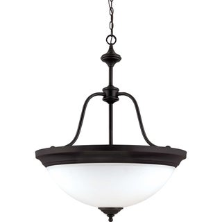 Nuvo Glenwood 4-light Sudbury Bronze Energy Star Pendant