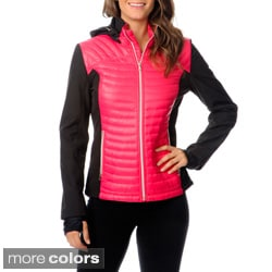 Halifax Trades Women's Soft-shell Down Jacket