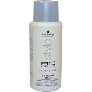 Schwarzkopf BC Bonacure Styling Treat 3.4-ounce Shine Spray