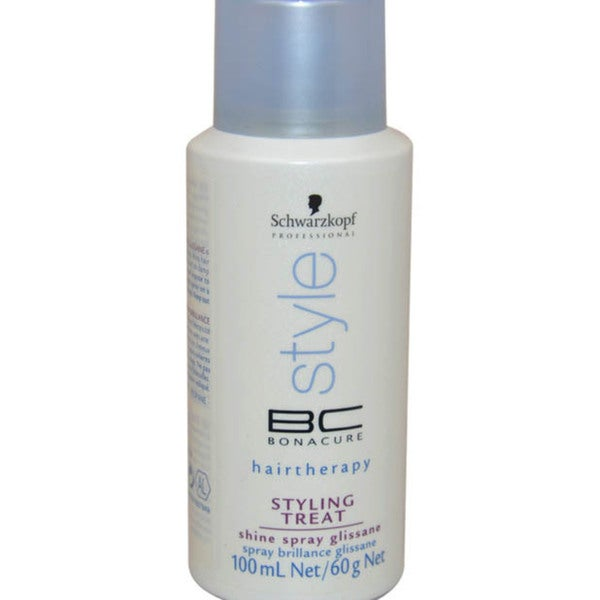 Schwarzkopf BC Bonacure Styling Treat 3.4-ounce Shine Spray