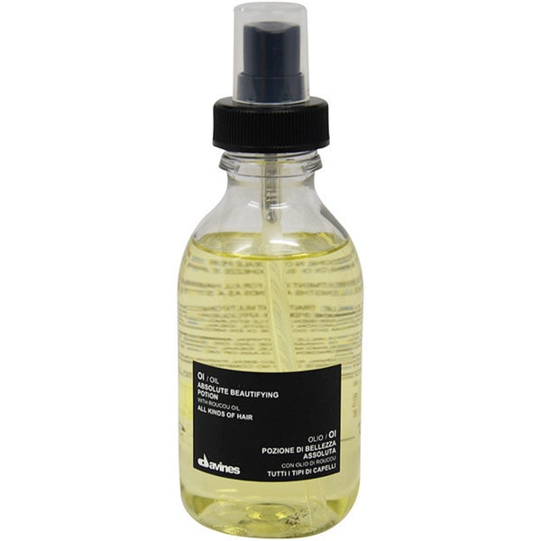 Davines OI/Oil Absolute 4.56-ounce Beautifying Potion