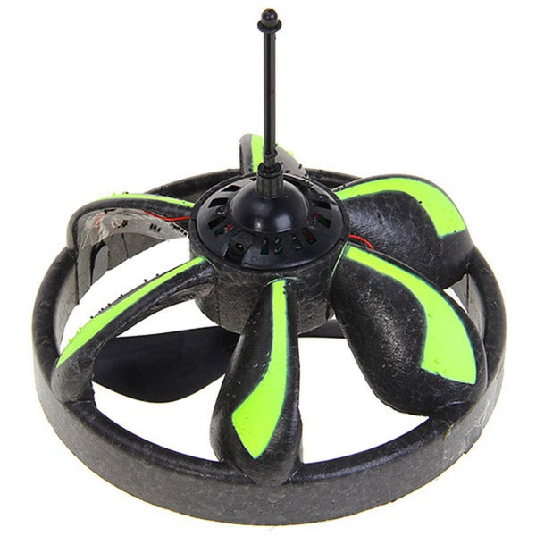 IR UFO Hovering RC Toy, Control it With a Wave of Your Hand!