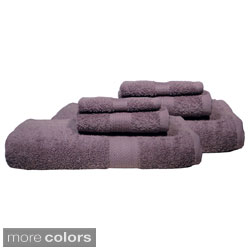 Baltic Linen Ring Soft Cotton 6 Piece Towel Set