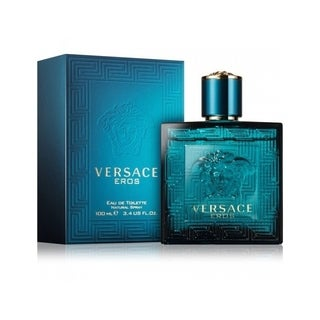 Gianni Versace Eros Men's 3.4-ounce Eau de Toilette Spray
