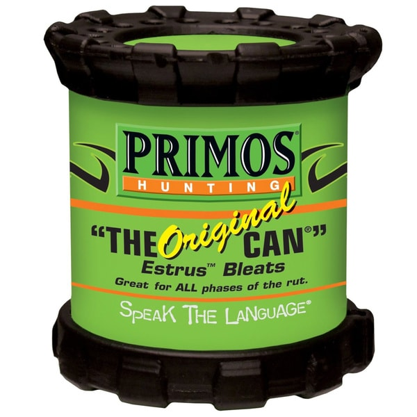 Primos The Original Can with Grip Rings Deer Call