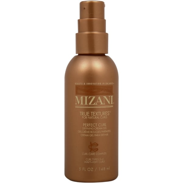 Mizani True Textures Perfect Curl 5-ounce Defining Cream Gel