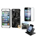 BasAcc Car Dashboard Holder/ Screen Protector for Apple� iPhone 5