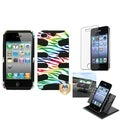 BasAcc Car Dashboard Holder/ Fishbone Case for Apple� iPhone 4/ 4S