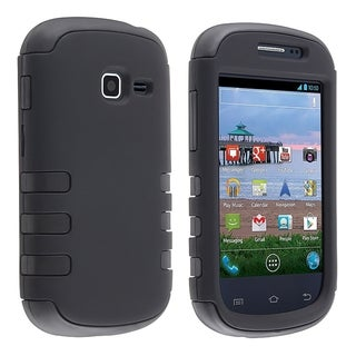 BasAcc Black Hybrid Case for Samsung� Galaxy Centura S738C