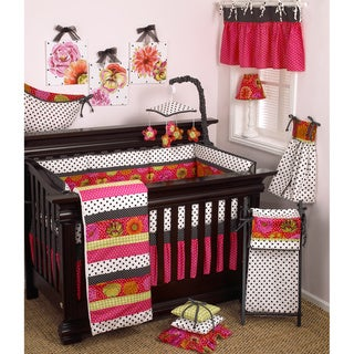 Tula 8-Piece Crib Bedding Set