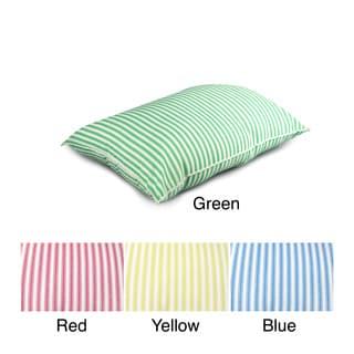 Striped Travel Pillow