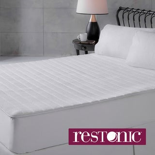 Restonic Plush Memory Foam Mattress Pad