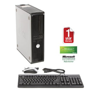 Dell OptiPlex 755 1.8GHz 2GB 320GB Win 7 Desktop Computer (Refurbished)