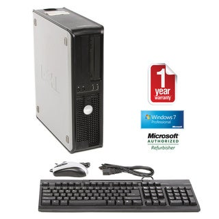 Dell OptiPlex 755 1.8GHz 4GB 750GB Win 7 Desktop Computer (Refurbished)