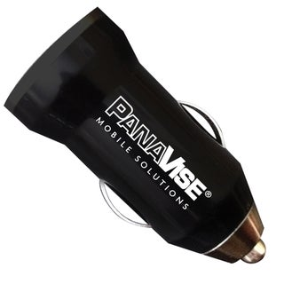 PanaVise 15952 Dual Car DC to USB Power Adapter - 700mAh