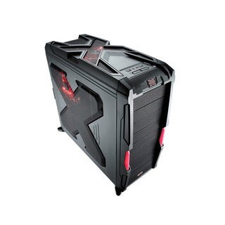 AeroCool EN58025 StrikeX-Advance MidTower Case - Black