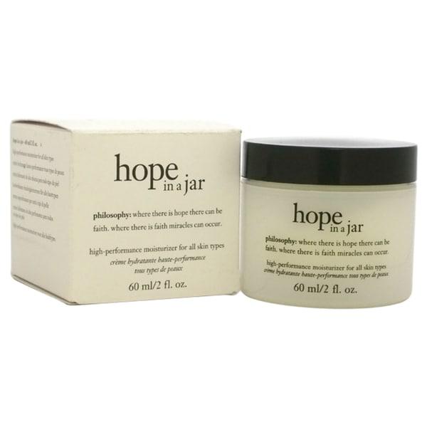Philosophy Hope in a Jar 2-ounce High Performance Moisturizer