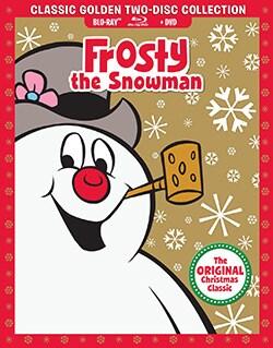 Frosty the Snowman (Blu-ray/DVD)