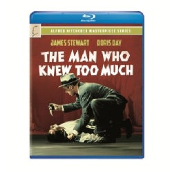 The Man Who Knew Too Much (Blu-ray Disc)