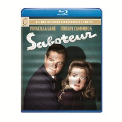 Saboteur (Blu-ray Disc)