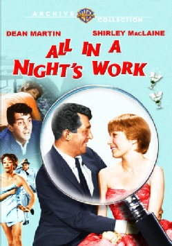 All In A Nights Work (DVD)